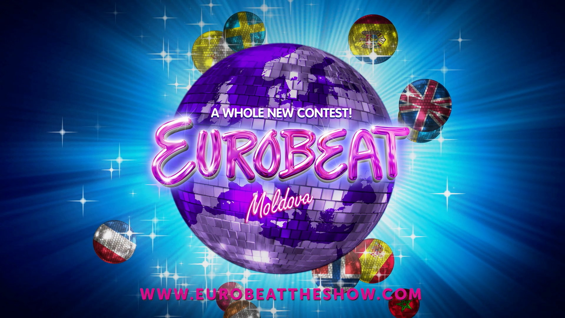 Eurobeat Moldova - Musical - Craig Christie and Andrew Patterson
