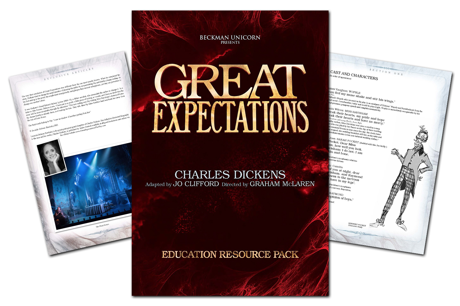 Great Expectations Education Pack Charles Dickens