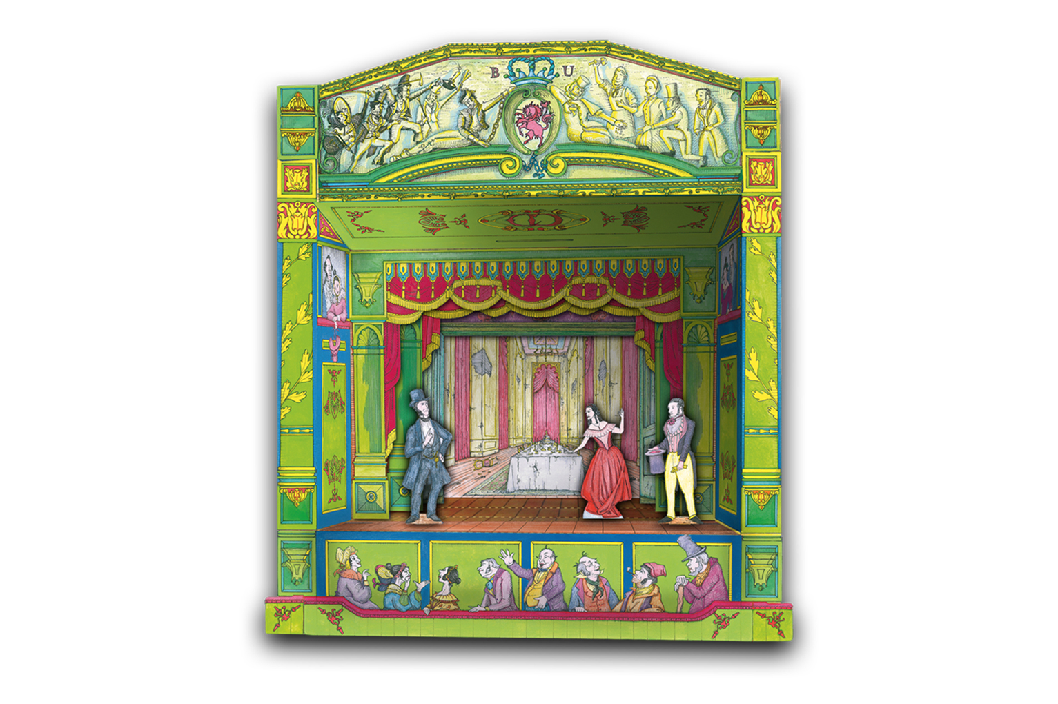 Great Expectations Toy Theatre