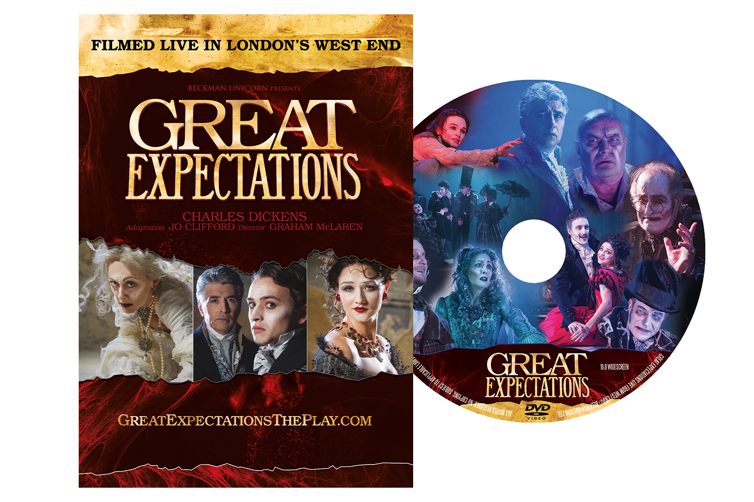 Great Expectations Video on Demand
